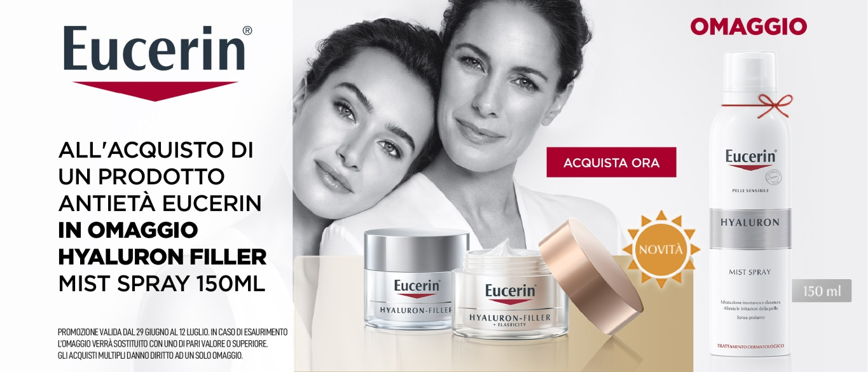 Pharmasi promozione EUCERIN