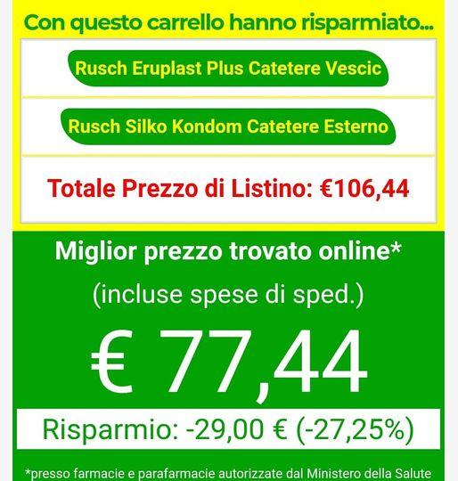 Risparmia € 29,00 acquistando presso una farmacia online