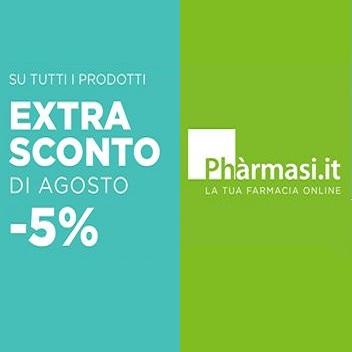 Pharmasi Extra Sconto 5%