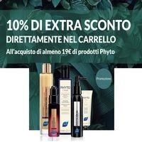 Farmaè extra sconto 10% sui prodotti Phyto